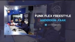 Anderson .Paak - Funk Flex Freestyle